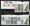 T100峨嵋山带色标新二套(部分带数字)、J43四运会带色标直角边新全